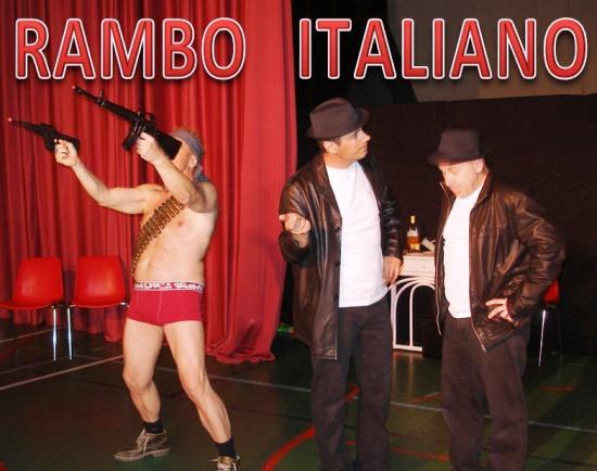 Rambo italiano